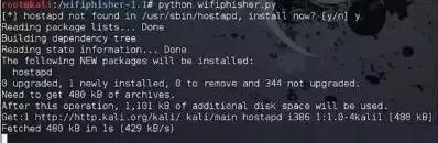 教你用Python实现免费蹭WiFi,只要有WiFi的地方,你就不会断网